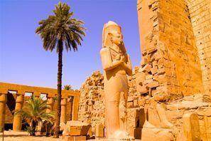 Mietauto Luxor, Ägypten