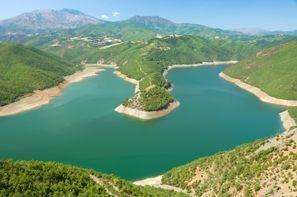 Mietauto Kukes, Albanien