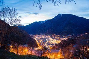 Mietauto Andorra La Vella, Andorra