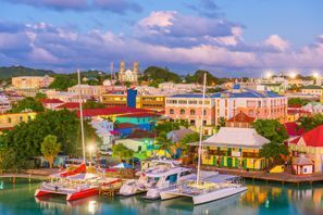 Mietauto St. Johns, Antigua