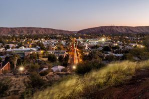 Mietauto Alice Springs, Australien