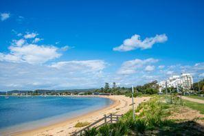 Mietauto Avalon, Australien