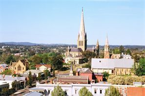 Mietauto Bendigo, Australien