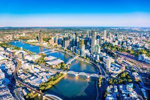 Mietauto Brisbane, Australien