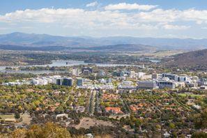 Mietauto Canberra, Australien