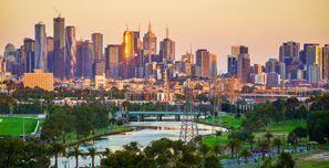 Mietauto Footscray, Australien