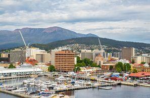 Mietauto Hobart, Australien