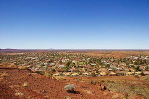Mietauto Newman, Australien