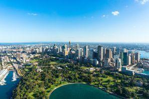 Mietauto Parramatta, Australien