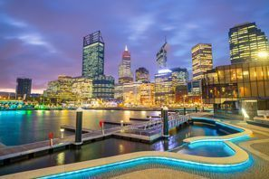 Mietauto Perth, Australien