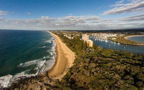 Mietauto Sunshine Coast, Australien