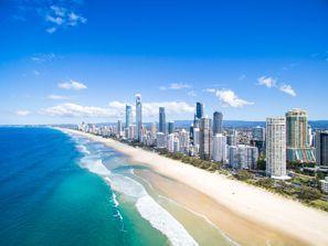 Mietauto Surfers Paradise, Australien