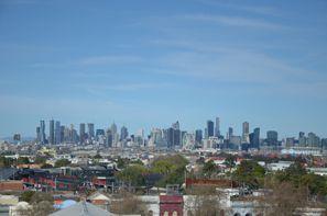 Mietauto West Melbourne, Australien