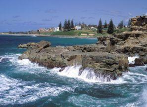 Mietauto Yamba, Australien