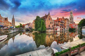 Mietauto Bruges, Belgien