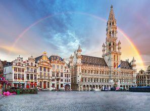 Mietauto Brüssel, Belgien