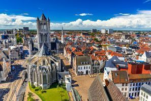 Mietauto Ghent, Belgien