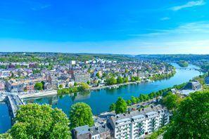 Mietauto Namur, Belgien