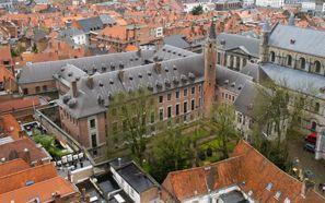 Mietauto Tournai, Belgien