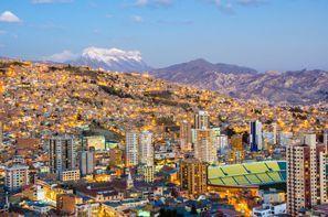 Mietauto La Paz, Bolivien