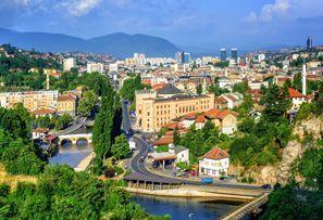 Mietauto Sarajevo, Bosnien
