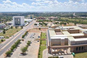 Mietauto Gaborone, Botswana