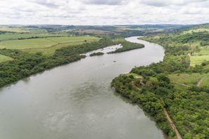 Mietauto Avare, Brasilien