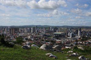 Mietauto Caruaru, Brasilien