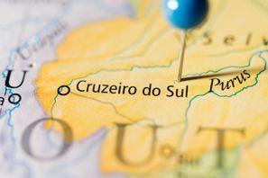 Mietauto Cruzeiro do Sul, Brasilien