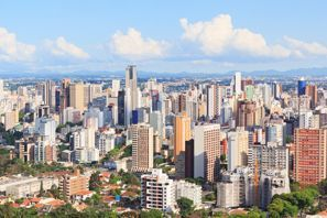 Mietauto Curitiba, Brasilien