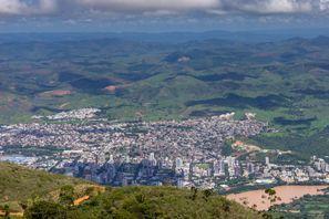 Mietauto Governador Valadares, Brasilien