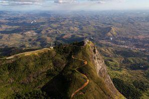 Mietauto Guanhaes, Brasilien