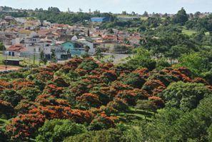 Mietauto Indaiatuba, Brasilien