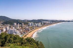 Mietauto Itajai, Brasilien