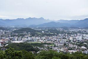 Mietauto Joinville, Brasilien