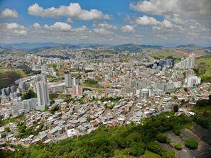 Mietauto Juiz de Fora, Brasilien