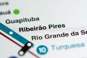 Mietauto Ribeirao Pires, Brasilien