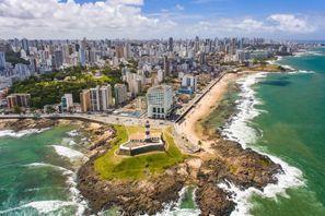 Mietauto Salvador, Brasilien