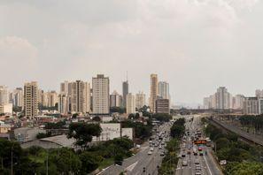 Mietauto Santo Andre, Brasilien