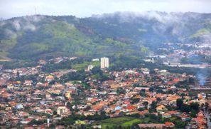 Mietauto Sao Roque, Brasilien