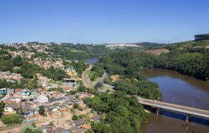 Mietauto Telemaco Borba, Brasilien