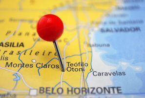 Mietauto Teofilo Otoni, Brasilien