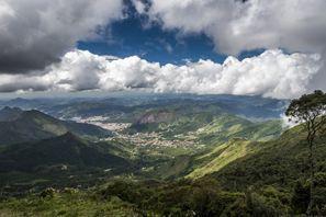 Mietauto Tres Rios, Brasilien