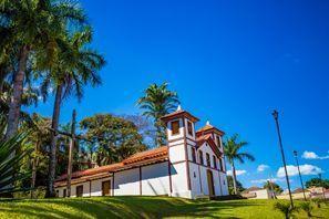 Mietauto Uberaba, Brasilien