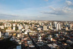 Mietauto Uberlandia, Brasilien