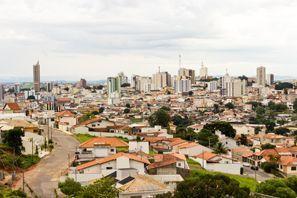 Mietauto Varginha, Brasilien