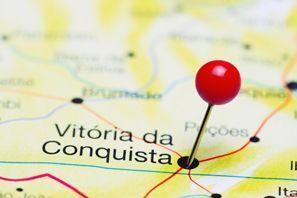 Mietauto Vitoria da Conquista, Brasilien