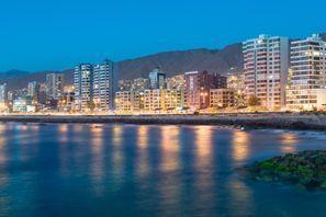 Mietauto Antofagasta, Chile