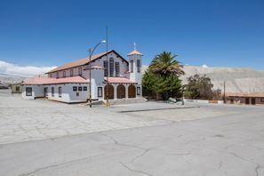 Mietauto Calama, Chile