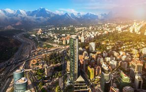 Mietauto Los Andes, Chile